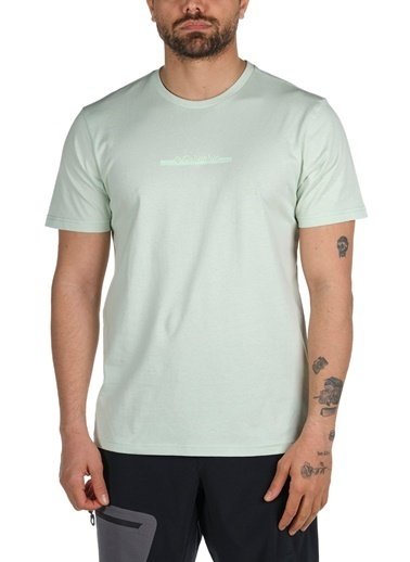 Columbia CS0121 CSC BAR SPLIT GRAPHIC SS TEE 9120180390390XXL                 Yeşil